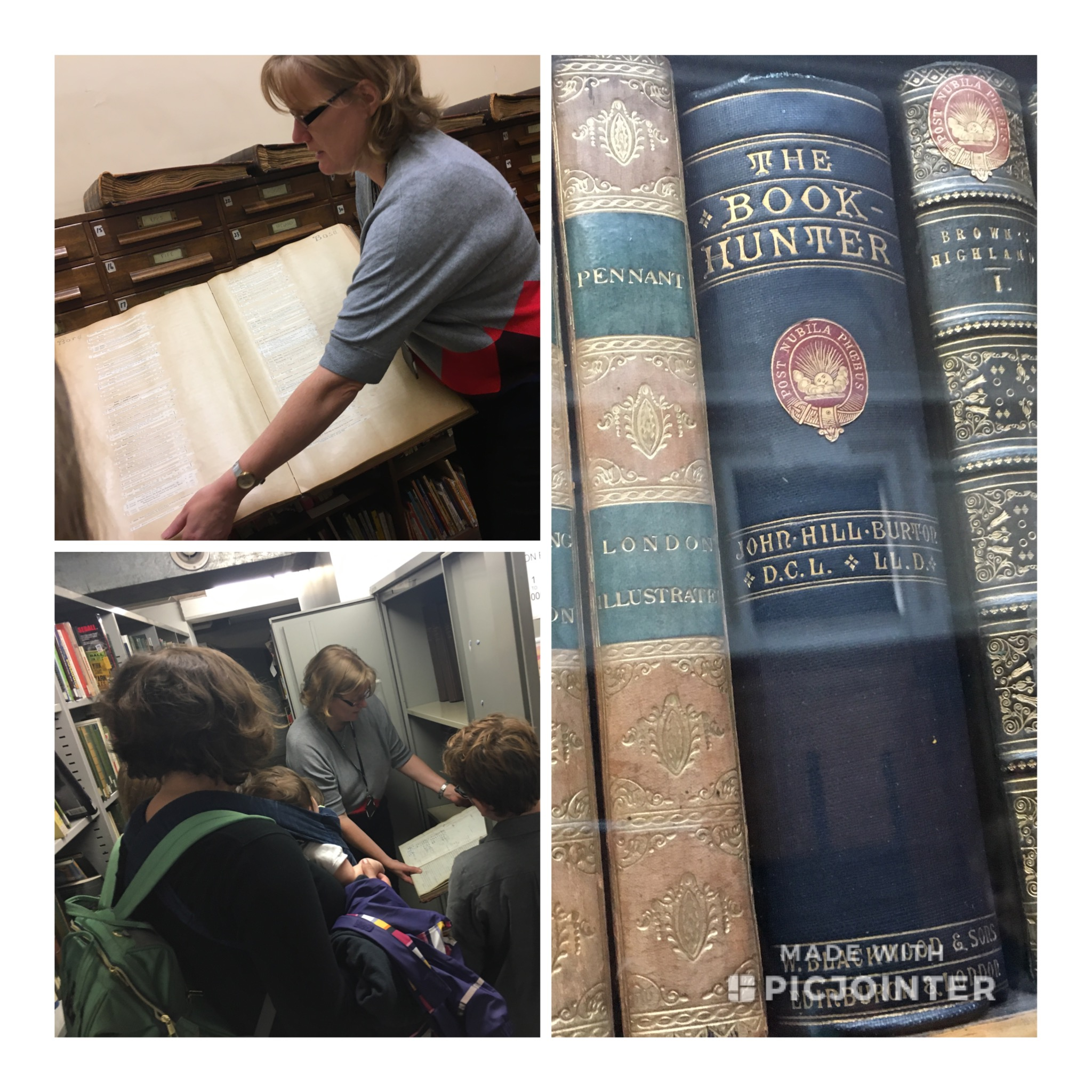 Behind the scenes at the Mitchell Library